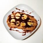 Pancakes w Banana choc